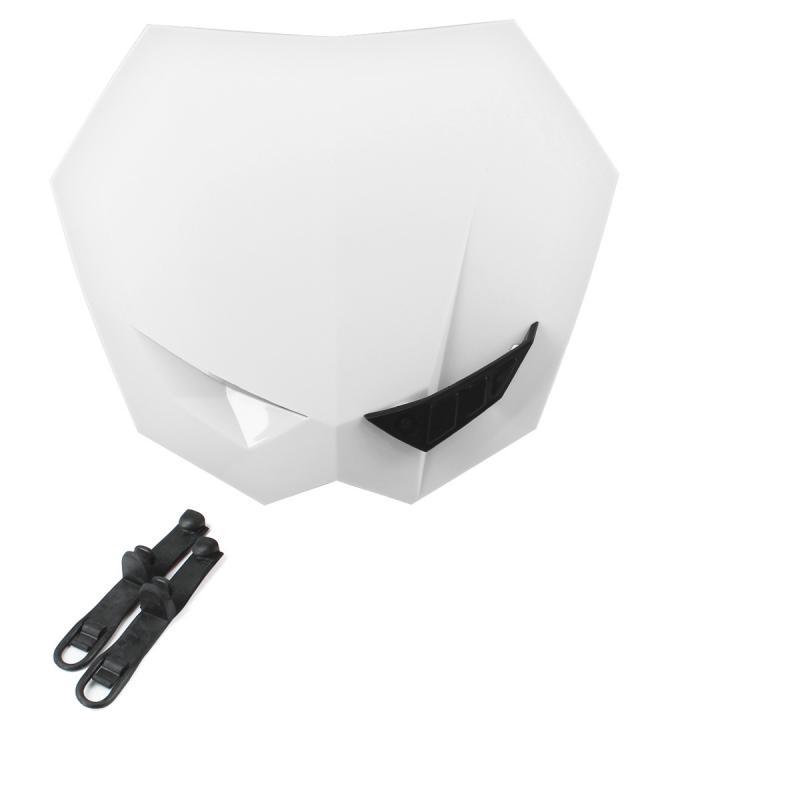 Tête de fourche Noend SX blanc
