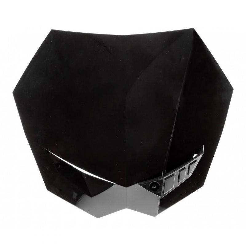 Tête de fourche type KTM noir