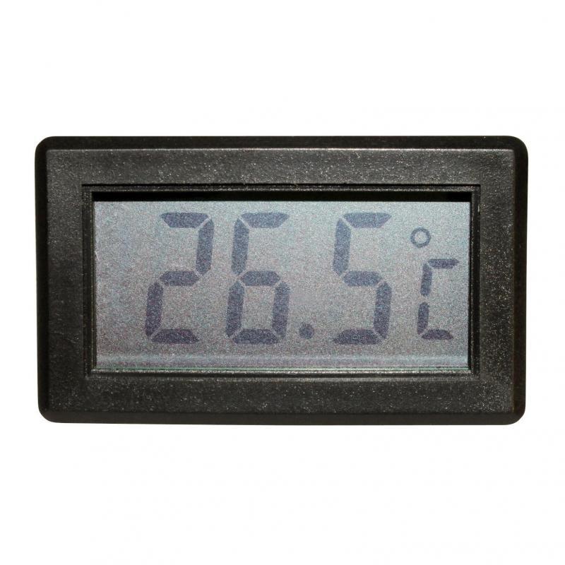 Thermomètre digital à encastrer température extérieure