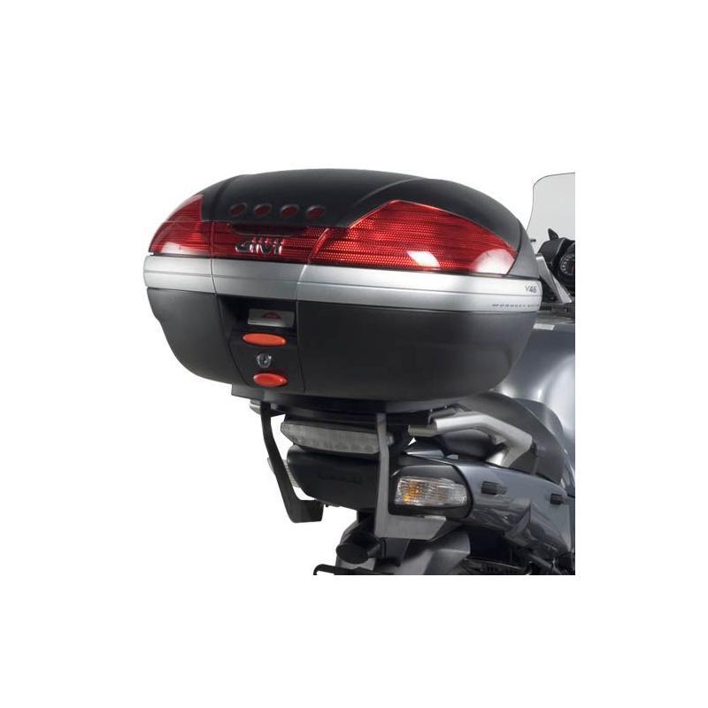 Top case Givi V46 46L noir/capot noir