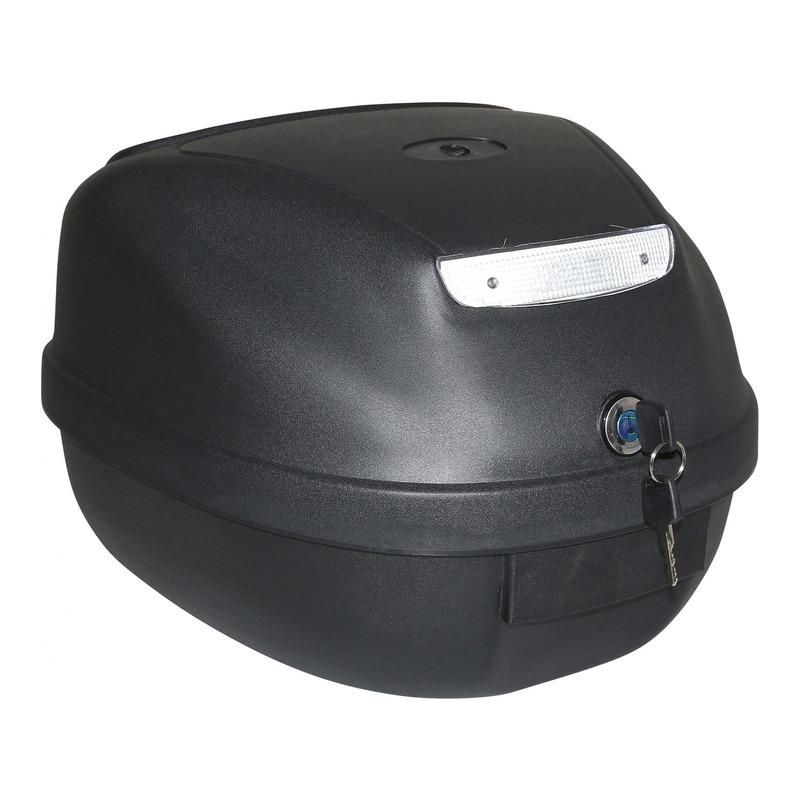 Top case noir 28L Piaggio 656405