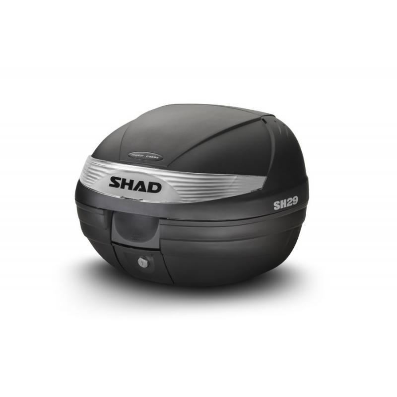 Top case Shad SH29 Noir Brut