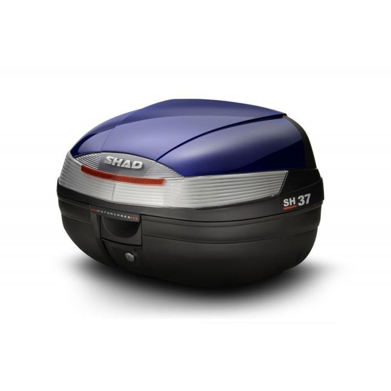 Top case Shad SH37 bleu