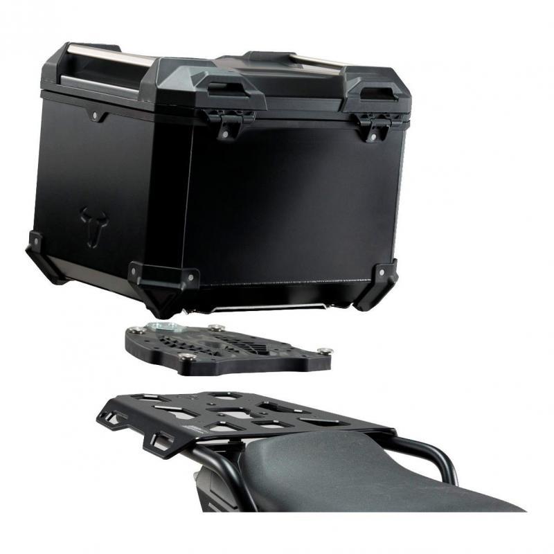 Top case SW-MOTECH TRAX ADV noir Honda VFR1200X Crosstourer 11-