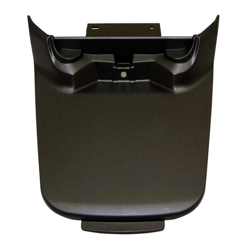 Trappe batterie MBK 50 Booster / Yamaha 50 BW's 04- noir