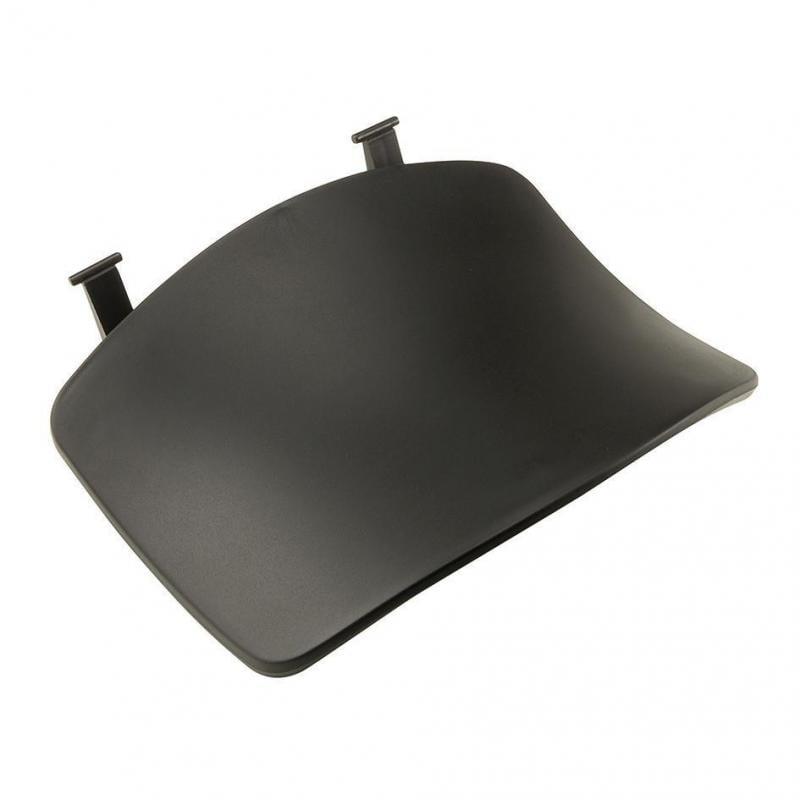 Trappe de tablier noir mat Vespa Lx 50/125 2T/4T