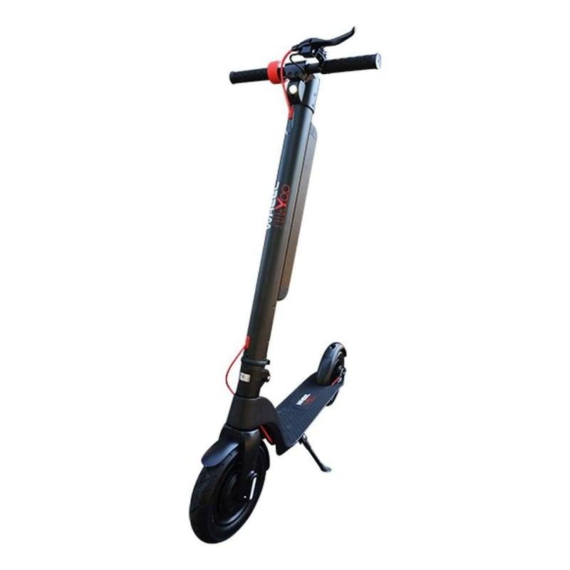 Trottinette électrique WheelYoo X8 noir