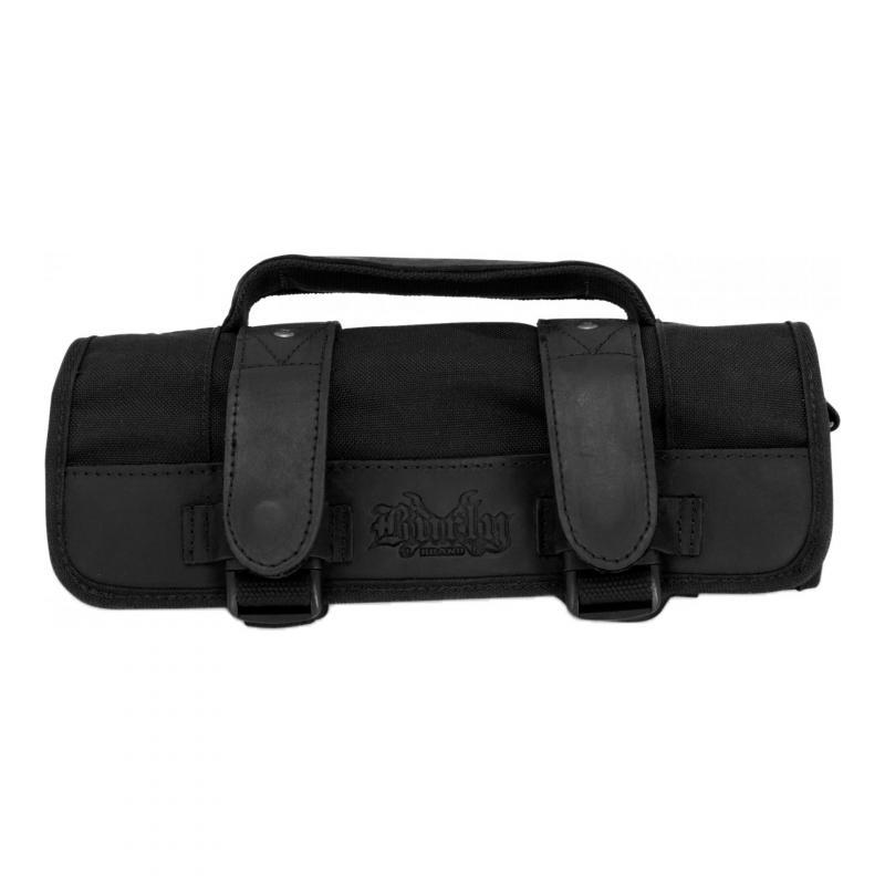 Trousse à outils Roll Burly Brand noir