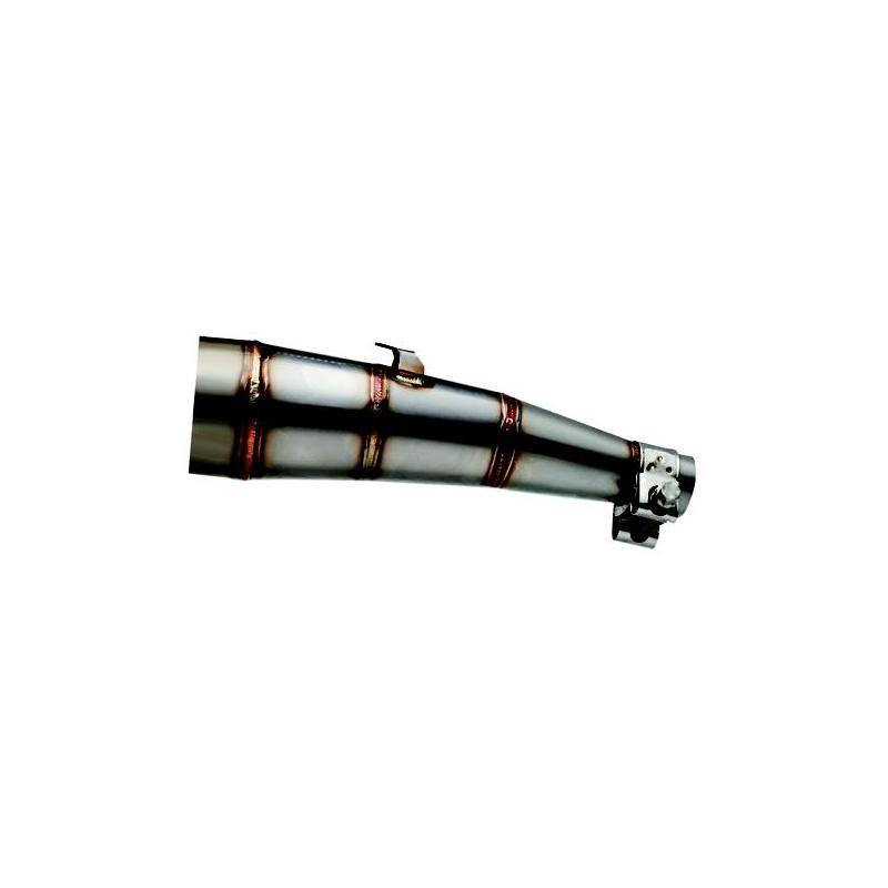 Tube intermédiaire pot Yasuni 4T TUB652