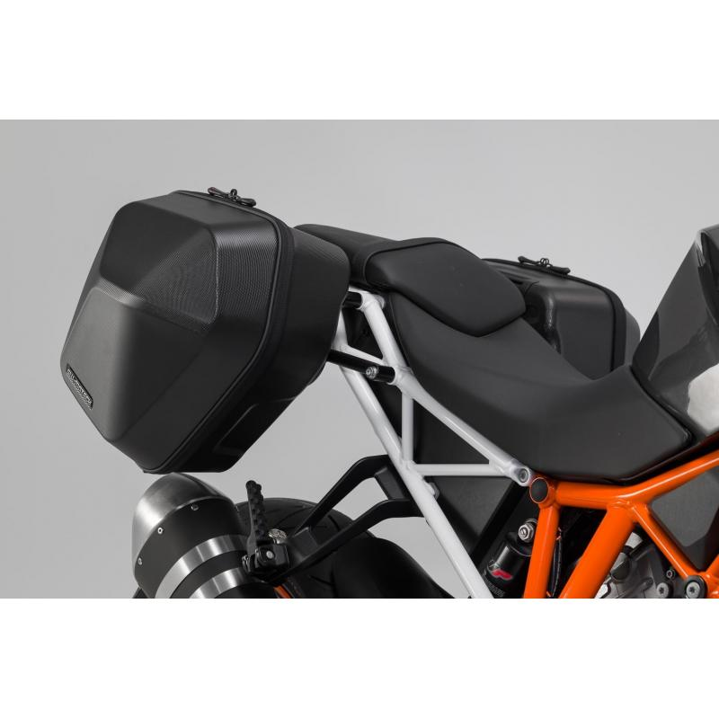Valises latérale SW-Motech Urban ABS KTM 1290 Super Duke R 16-18