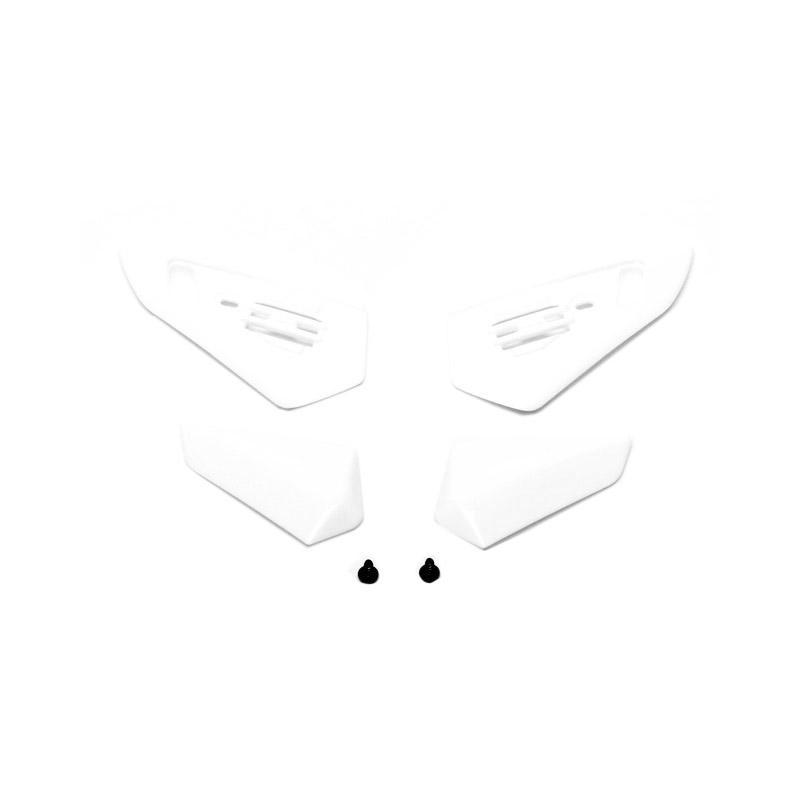 Ventilation arrière Shoei Qwest blanc