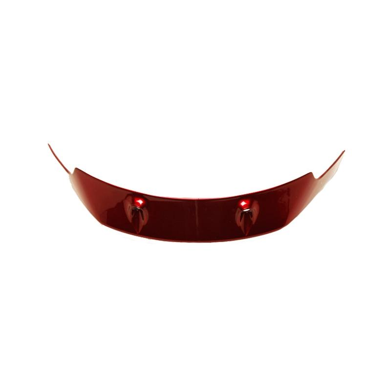 Ventilation arrière Shoei XR1000 rouge