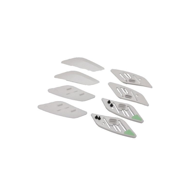 Ventilation arrière Shoei XR1100 blanc crystal
