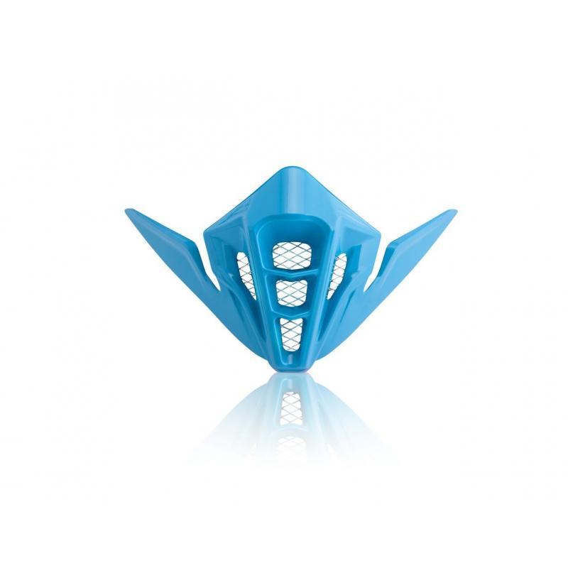 Ventilation avant Acerbis pour casque Impact 3.0 bleu clair