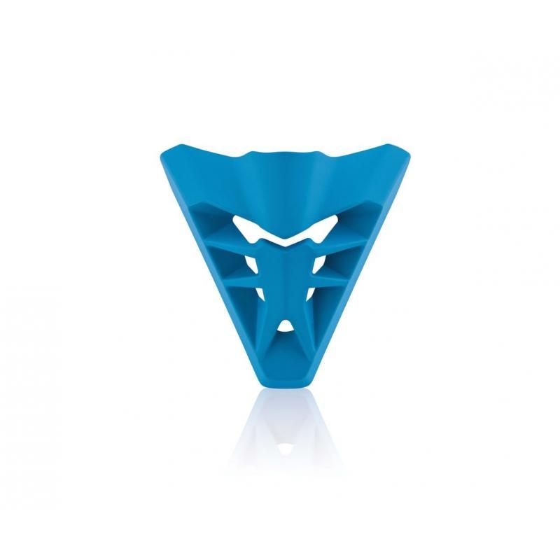 Ventilation avant Acerbis pour casque Profile 3.0 bleu
