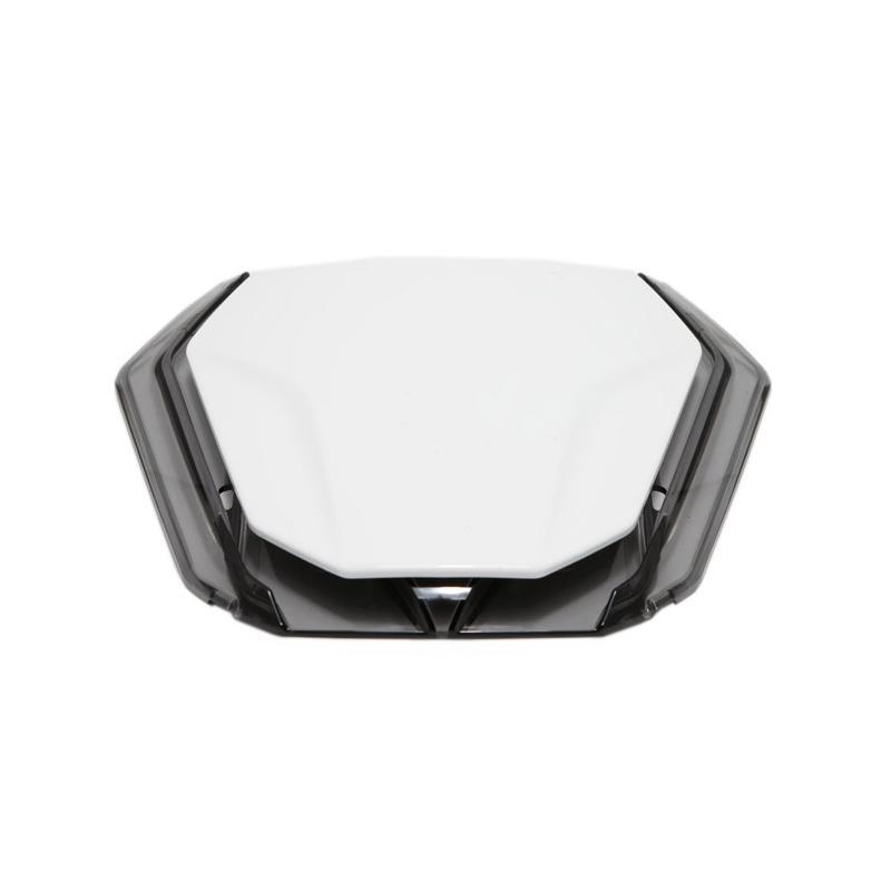 Ventilation frontale Shoei J-Cruise blanc