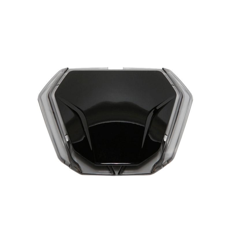 Ventilation frontale Shoei J-Cruise noir