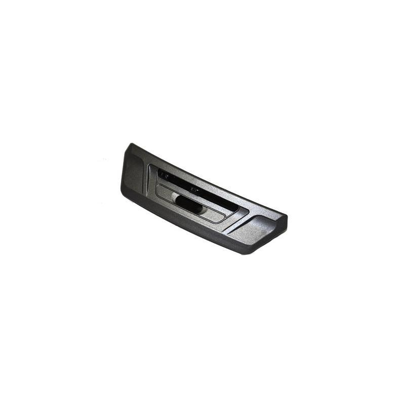 Ventilation frontale Shoei NXR gris foncé mat