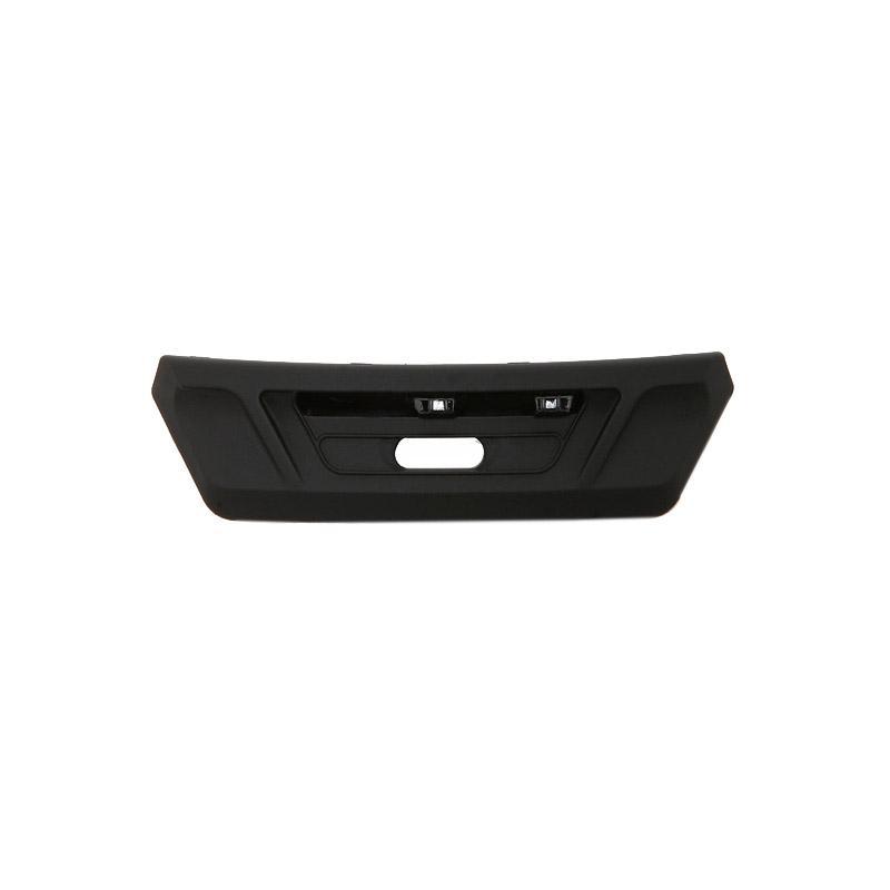 Ventilation frontale Shoei NXR noir mat