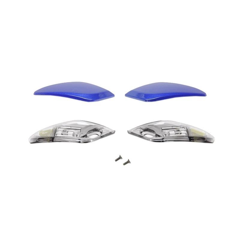 Ventilation frontale Shoei XR1100 bleu royal