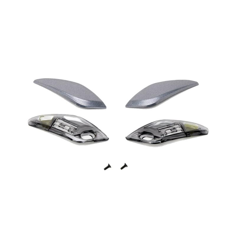 Ventilation frontale Shoei XR1100 gris perlé