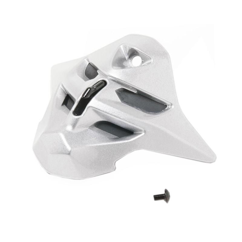 Ventilation mentonnière Shoei Hornet DS argent