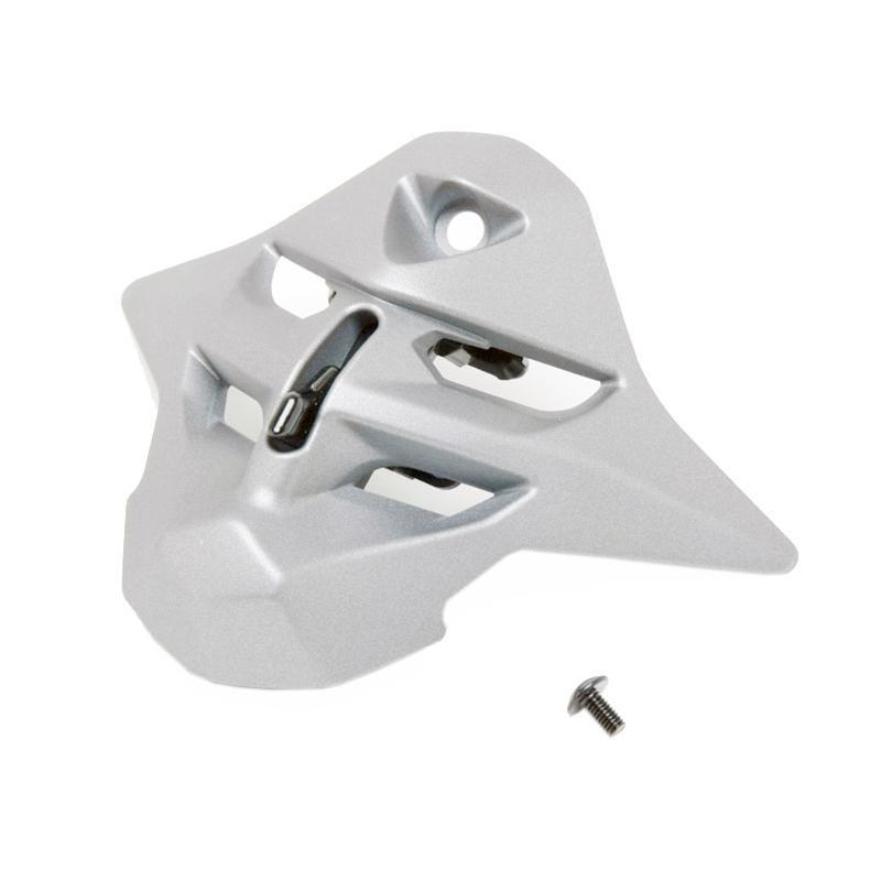 Ventilation mentonnière Shoei Hornet DS gris mat