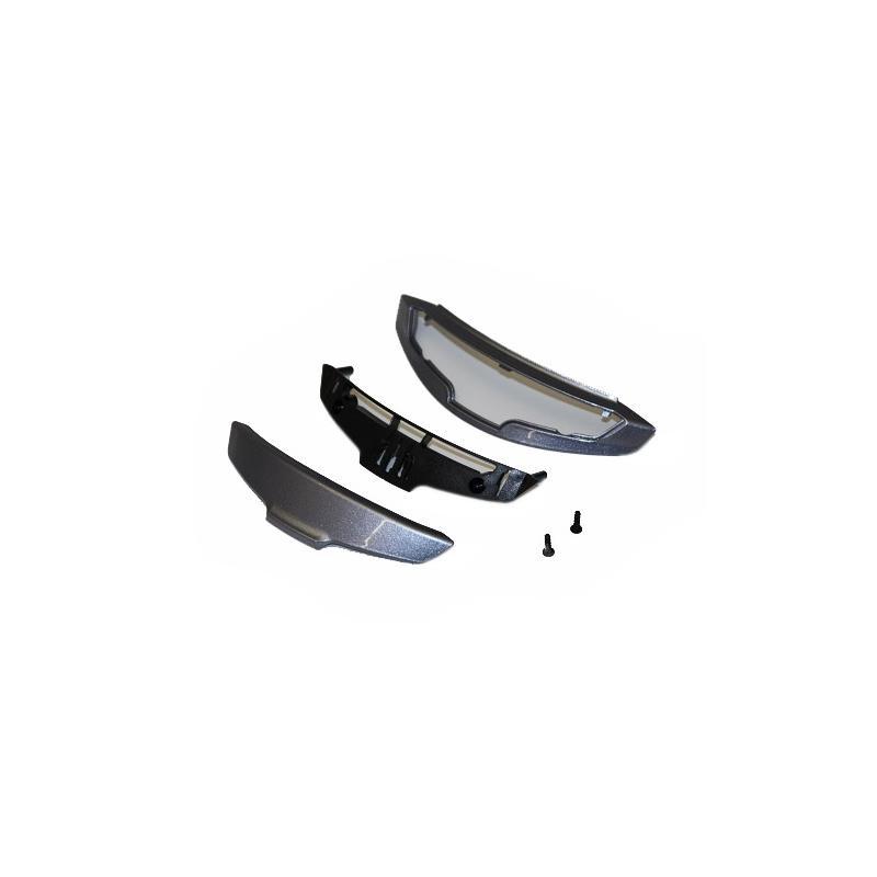Ventilation mentonnière Shoei NXR gris perlé