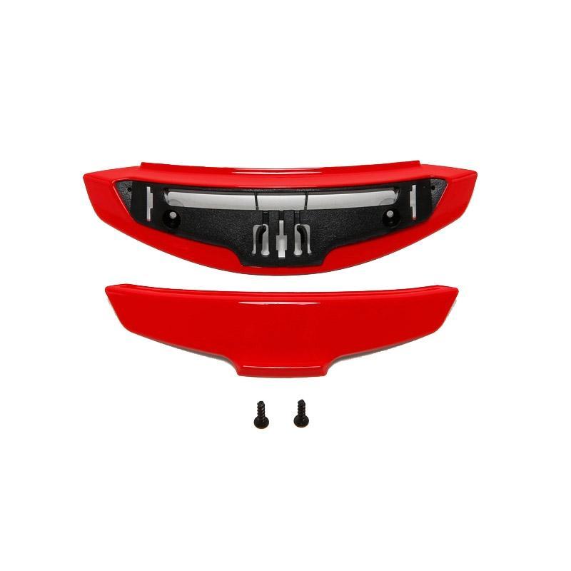 Ventilation mentonnière Shoei NXR rouge