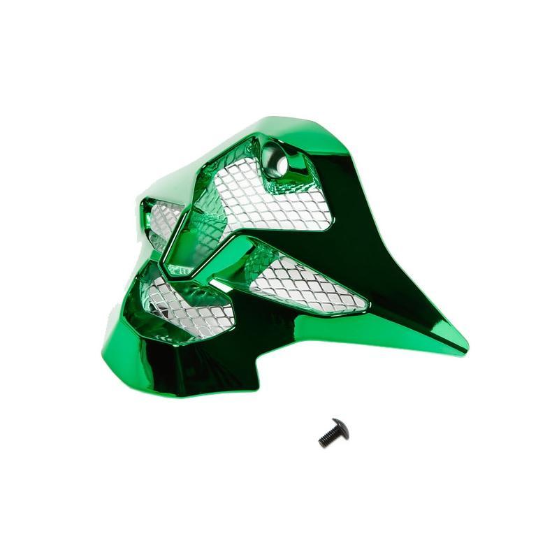 Ventilation mentonnière Shoei VFX-W chrome vert