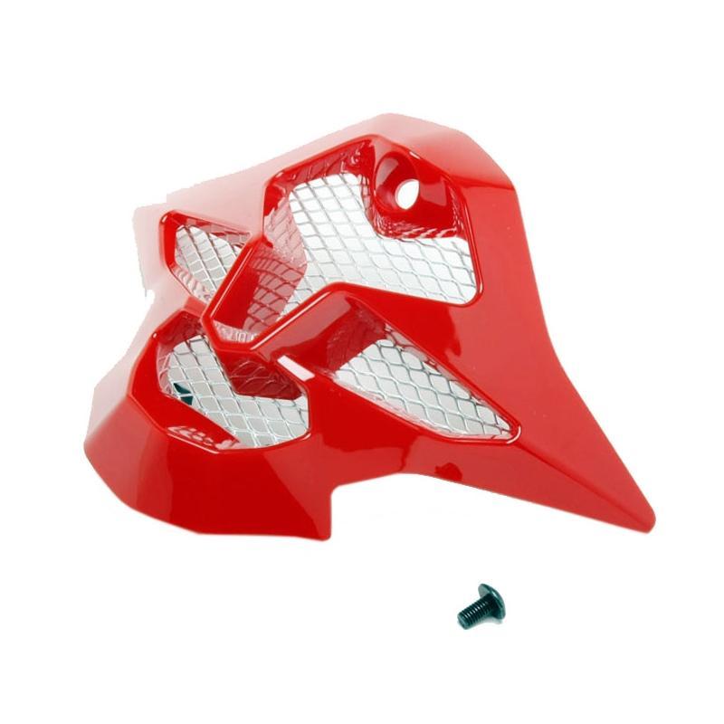 Ventilation mentonnière Shoei VFX-W rouge