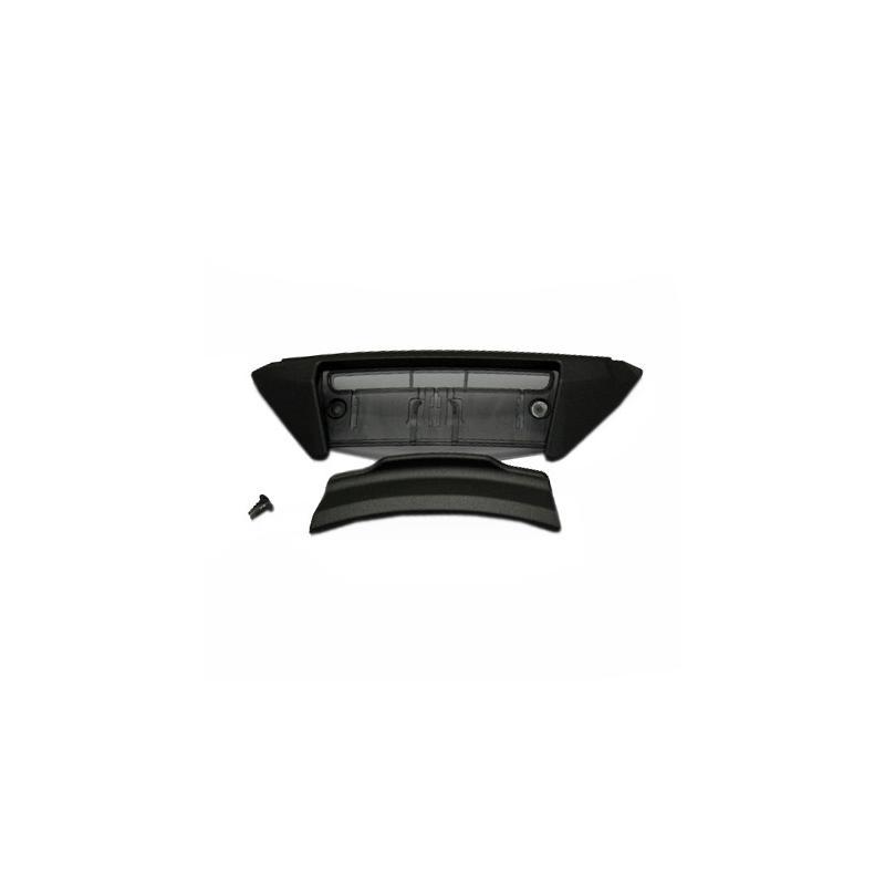 Ventilation mentonnière Shoei XR1100 gris foncé