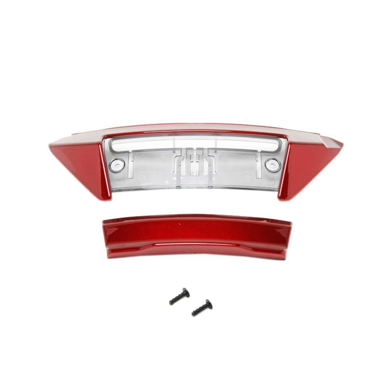 Ventilation mentonnière Shoei XR1100 rouge