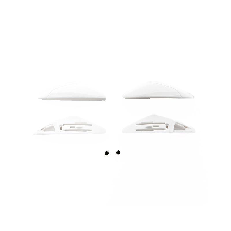 Ventilation supérieur Shoei NXR blanc