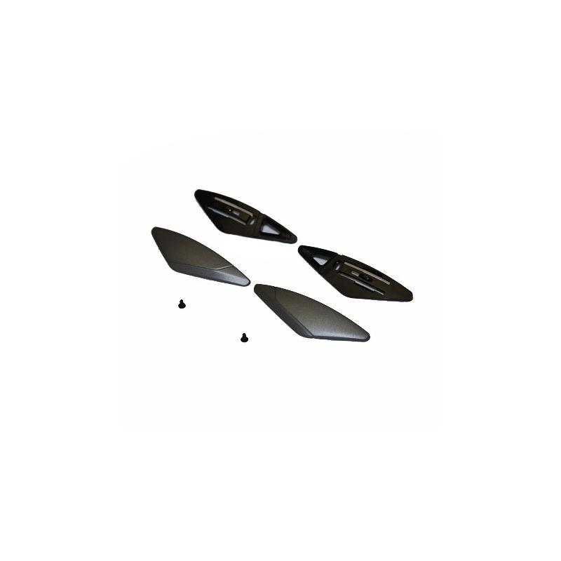 Ventilation supérieur Shoei NXR gris foncé