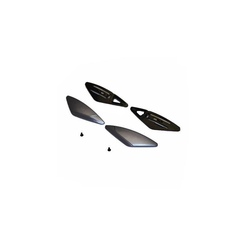 Ventilation supérieur Shoei NXR gris