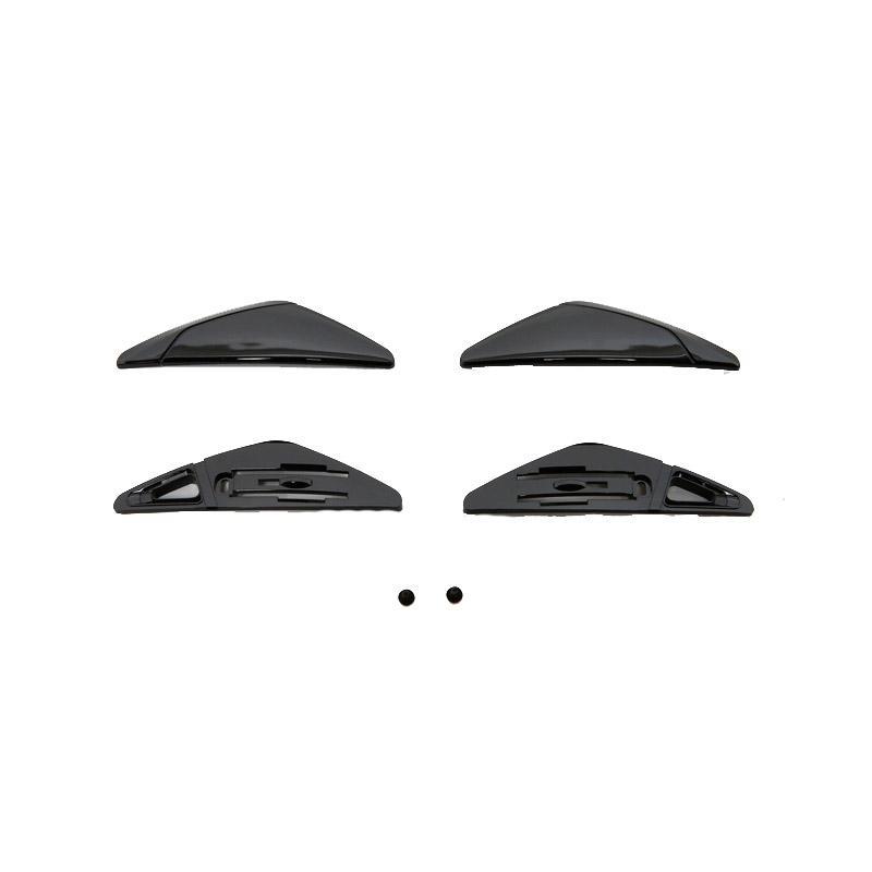 Ventilation supérieur Shoei NXR noir