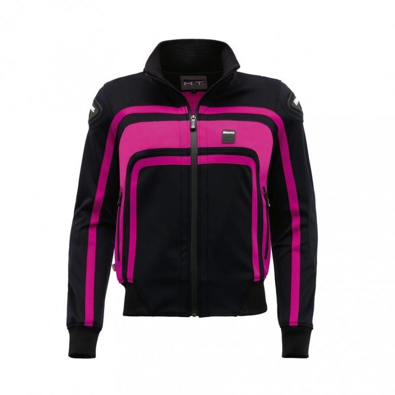 Veste Blauer Easy Rider Woman noir / violet