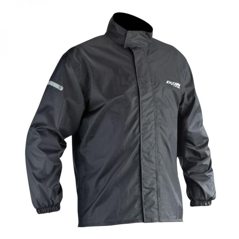 Veste de pluie Ixon COMPACT noir