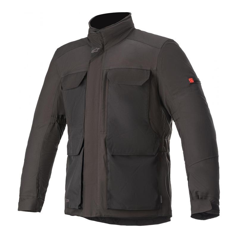 Veste textile Alpinestars City Pro Drystar® noir