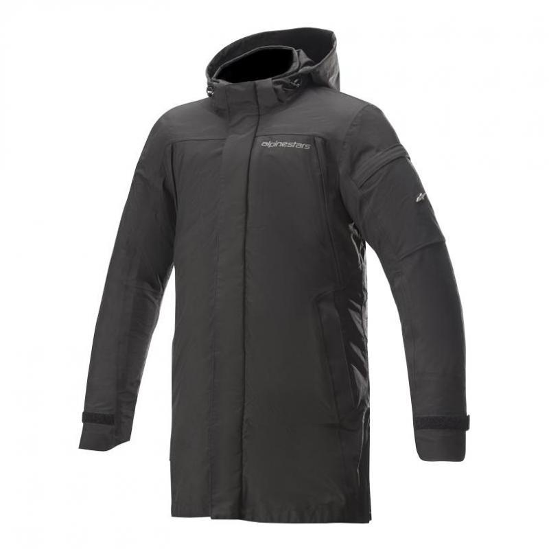 Veste textile Alpinestars Longford Drystar noir