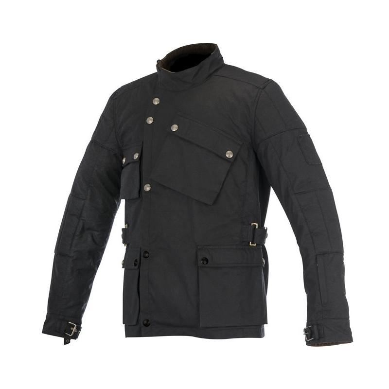 Veste textile Alpinestars OSCAR ENDURO noir
