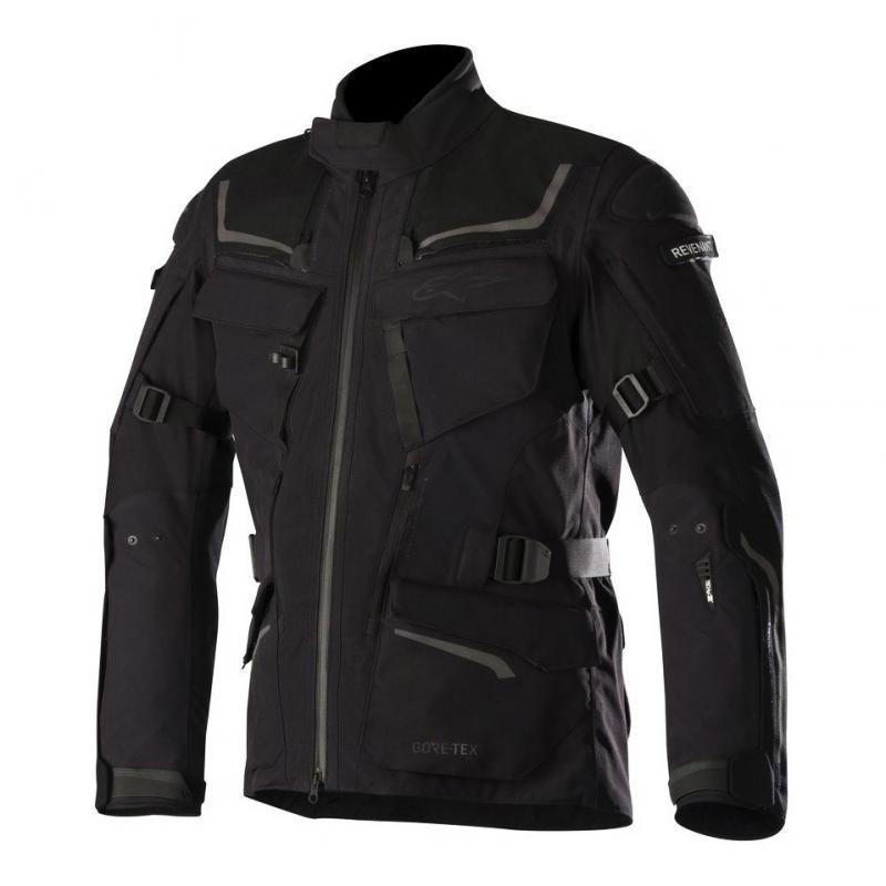 Veste textile Alpinestars REVENANT GORE-TEX noir