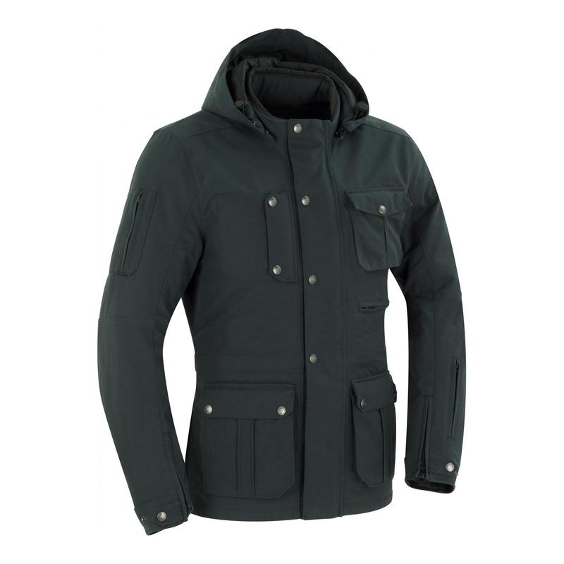 Veste textile Bering Commander noir