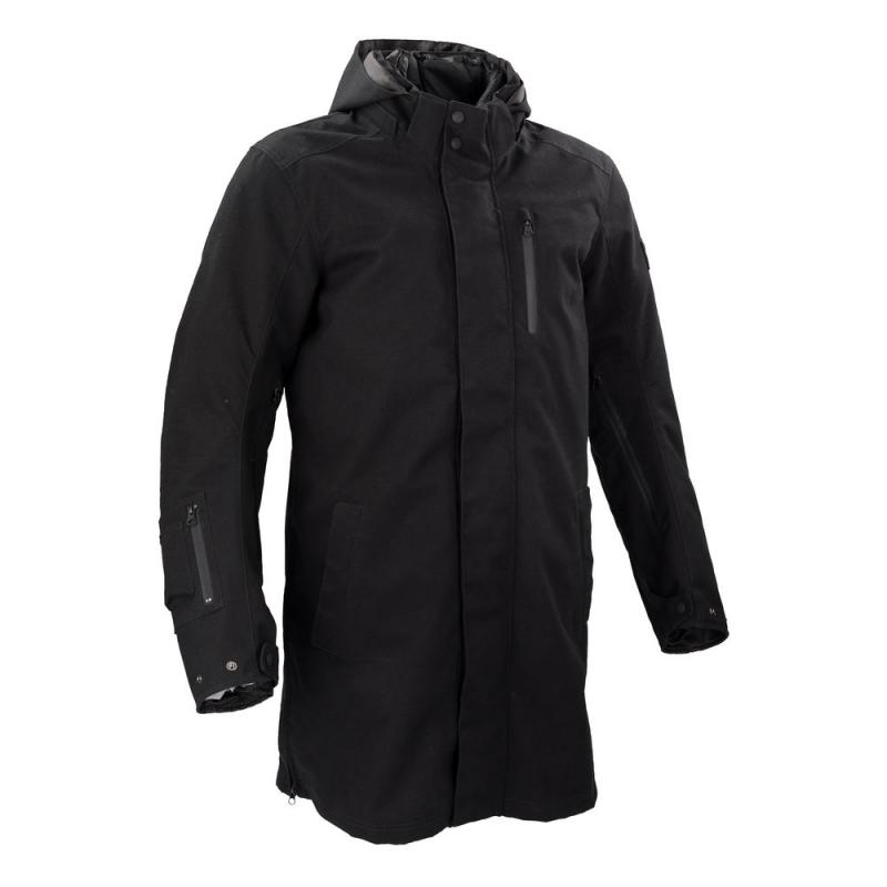 Veste textile Bering Galavan noir