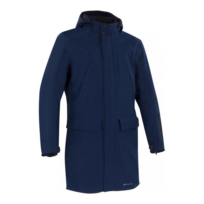 Veste textile Bering Monroe GTX bleu marine
