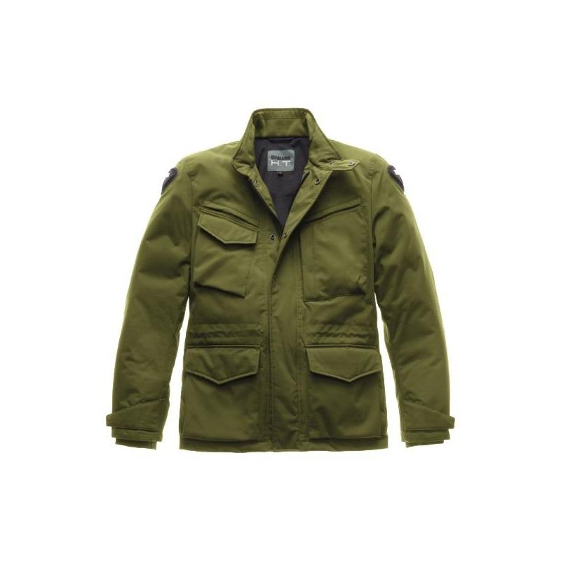 Veste textile Blauer Ethan winter vert