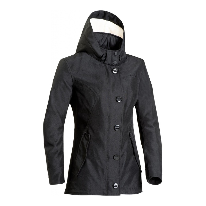 Veste textile femme Ixon Bellecour WP noir