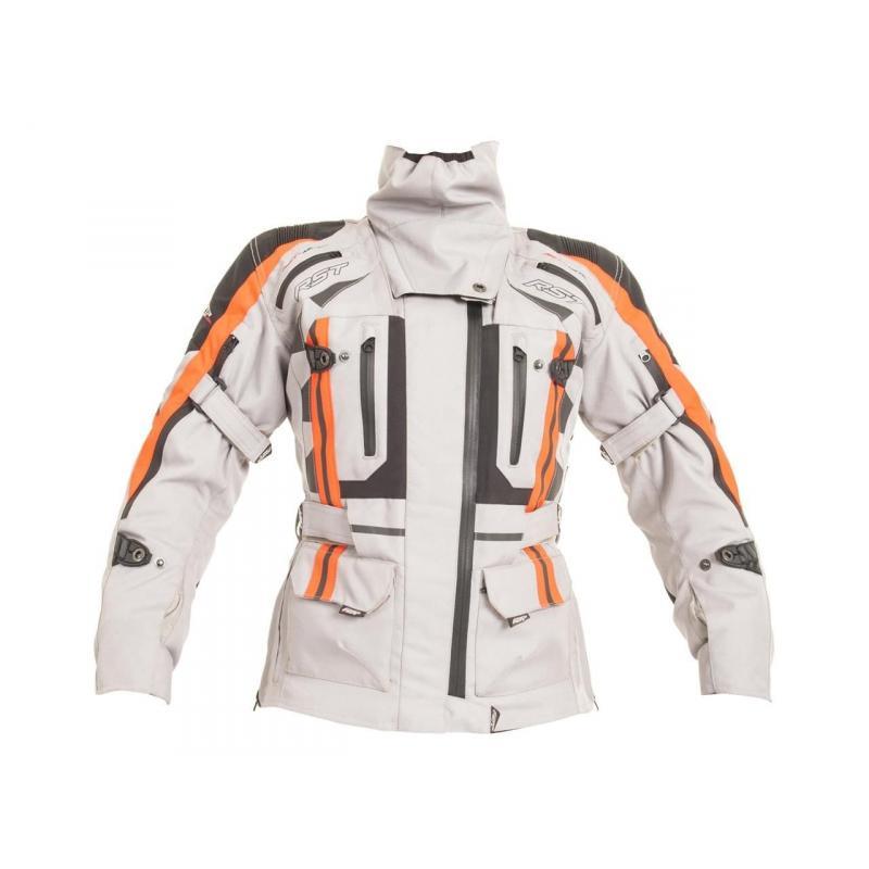 Veste textile femme RST Pro Serie Paragon V gris