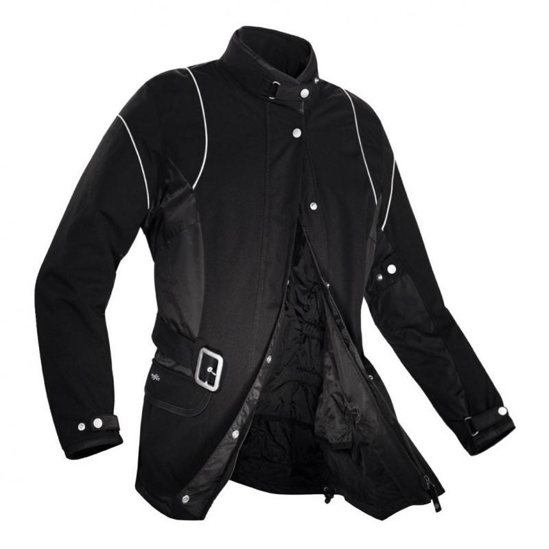 Veste textile femme Spidi KAY LADY H2OUT noir
